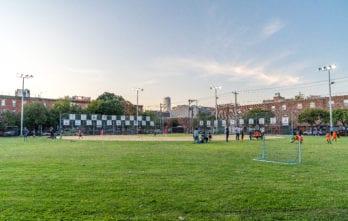 Marian Anderson Park