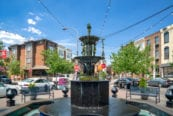 Passyunk Fountain