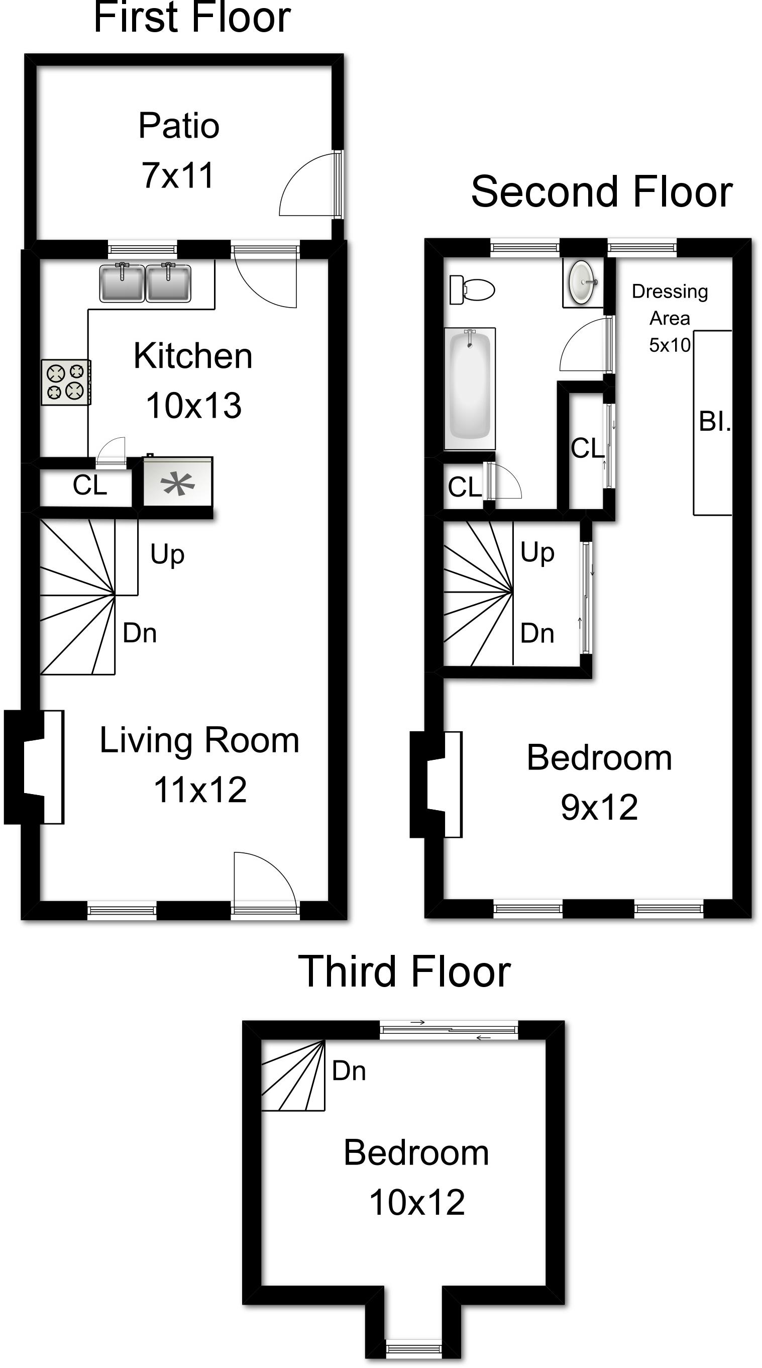 Trinity House Philadelphia Floor Plan House And Home Design