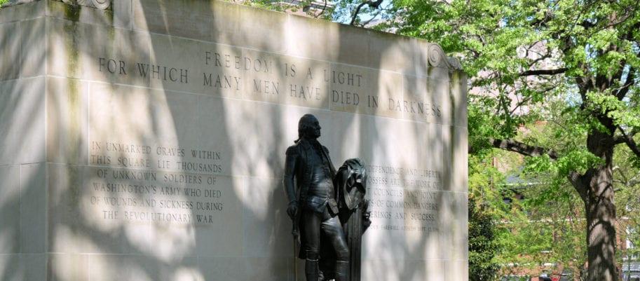 Washington Square … No Ordinary Walk in the Park